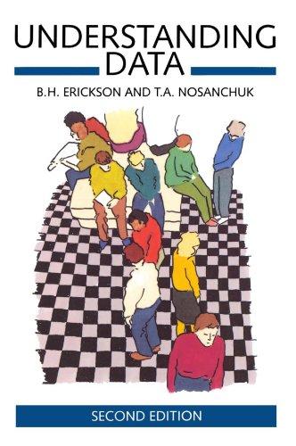 Understanding Data por B Erickson