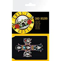GB eye LTD, Guns N Roses, Logo, Porta Carte