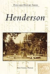Henderson (Postcard History: Kentucky) by Susan Sommers Thurman (2008-05-21)