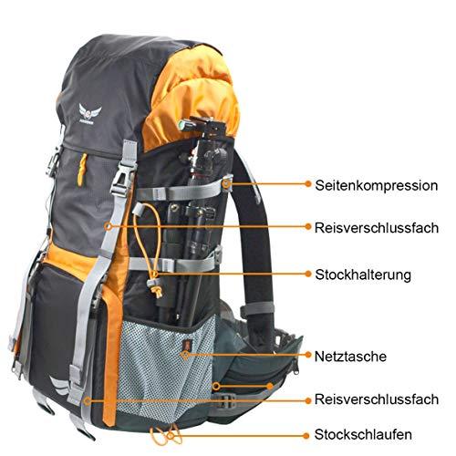 Trekking Wander Rucksack