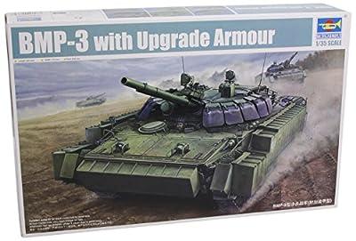 Trumpeter 00365 Modellbausatz BMP-3 w/ERA tiles von Trumpeter