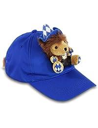 HC-Handel 912154 Baseball Cap Bayrischer Löwe blau