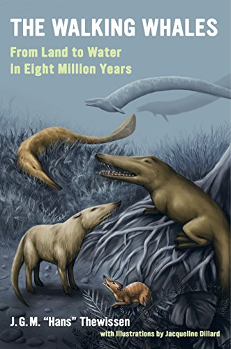 The Walking Whales: From Land to Water in Eight Million Years di J. G. M. Hans Thewissen
