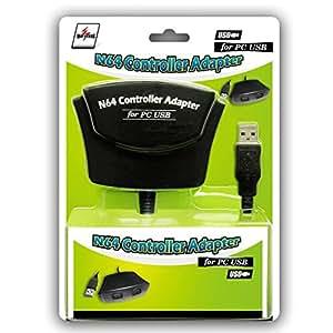 Controller Converter / Adapter passend für N64 auf PC USB