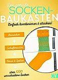 Der geniale Socken-Baukasten: Einfach kombinieren & stricken!