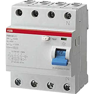 abb-entrelec f204as-40/0.3 – Differential f204 a S 40 A 300 mA