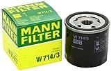Mann+Hummel W7143 Filtro dell'olio