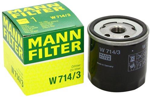 Mann Filter W7143 Ölfilter