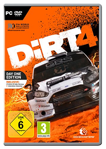 DiRT 4 Day One Edition - [PC]