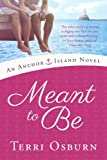 Meant to Be (An Anchor Island Novel Book 1) (English Edition)