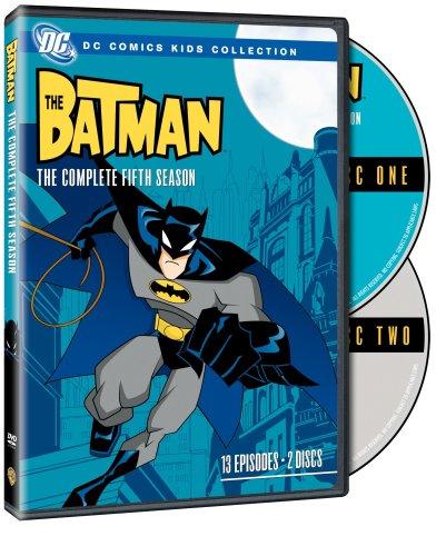 Batman: Complete Fifth Season [USA] [DVD]
