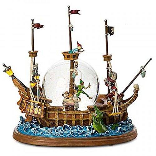 Disney Peter Pan - Bola de Nieve para Barco Pirata