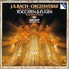 Bach: Oeuvres pour Orgue, Les Toccatas BWV 538, 540, 564 & 565