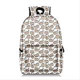 KHDJH Kinderrucksack Cartoon Kinder Schule Taschen Rucksack für Teenager Mädchen Buch Tasche Frauen Laptop Rucksack W w