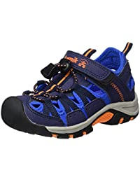 Kamik Wildcat - Zapatos de Low Rise Senderismo Unisex Niños