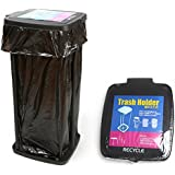 Boli Soporte para bolsas de basura 60-120 litros Con tapa