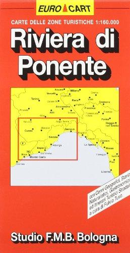 Riviera di Ponente 1:160.000 (Euro Cart)