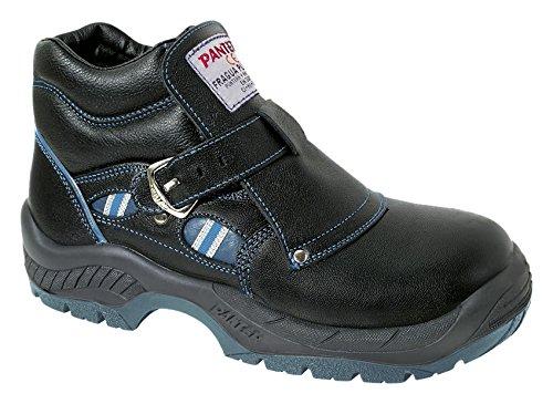 Panter 493021700 Fragua Totale S3 Chaussures montantes Taille 45 Noir
