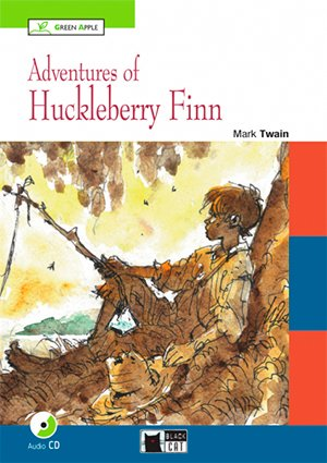 ADVENTURES OF HUCKLEBERRY FINN+CD par de Agostini Scuola Spa