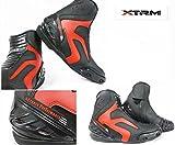 Stivali da Moto :XTRM X1016 EAGLE PADDOCK Avvio Stivale touring, Stivaletti Racing Urban, Scarpe da...