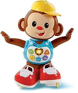 VTech Baby Swing & Speel Aap - Juegos educativos, Niño/niña, 1 año(s), 3 año(s), Holandés, De plástico