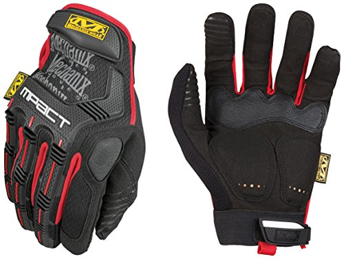 "Preisvergleich Produktbild Mechanix Wear ""M-Pact"",  Handschuhe,  Schwarz / Grau,  MPT-52-008"