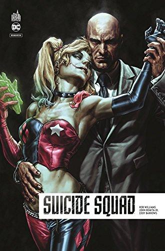 Suicide Squad Rebirth, Tome 4 : Terre brûlée par Collectif