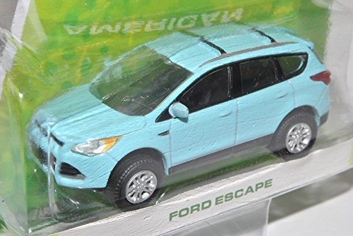 ford-kuga-ii-escape-blau-ab-2012-1-64-greenlight-modell-auto