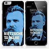 Coque iPhone 6 et 6S de chez Skinkin - Design original : Nietzsche par Fists et Lettres