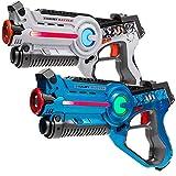 Light Battle Active laser gaming set - 2 Laser Tag guns for kids