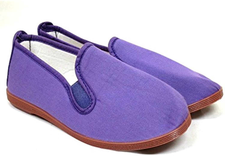 Zapatillas KUNFÚ ROAL 295 Morado  En línea Obtenga la mejor oferta barata de descuento más grande