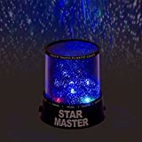 #4: Stvin LED Cosmos Star Master Sky Starry Night Projector Bed Light Lamp