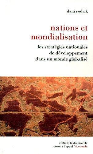 Nations et mondialisation par Dani RODRIK