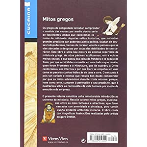 Mitos Gregos (cucaina) (Coleccion Cucaina)
