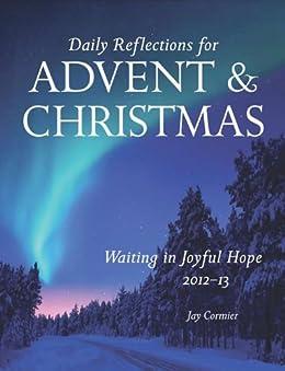 Waiting in Joyful Hope by [Cormier, Jay]
