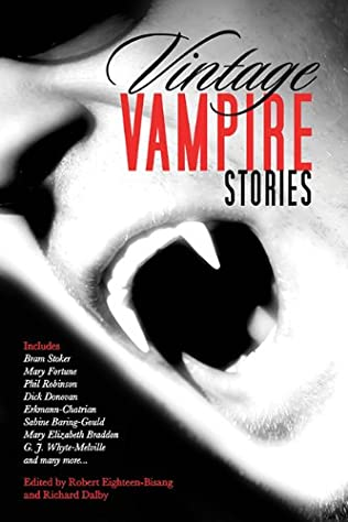 book cover of Vintage Vampire Stories