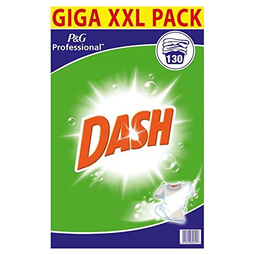 Dash Professional Vollwaschmittel, 8.45 kg, 1er Pack (1 x 130 Waschladungen)