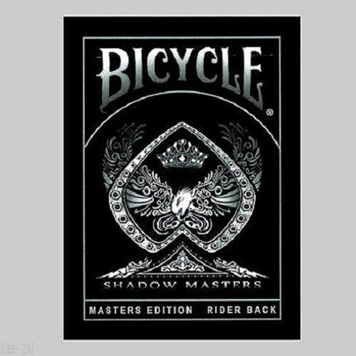 SOLOMAGIA Bicycle Shadow Masters by Ellusionist - Tarjeta Juegos - Trucos Magia y la Magia