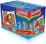 Indomie Pillow Pack Fried Noodles Mi Goreng, 40 x 80 g - Pack of 1 V1600