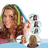 DIY Lockenwickler 16 Magie 50CM Haar-Rollen mit Styling-Werkzeug für Damen