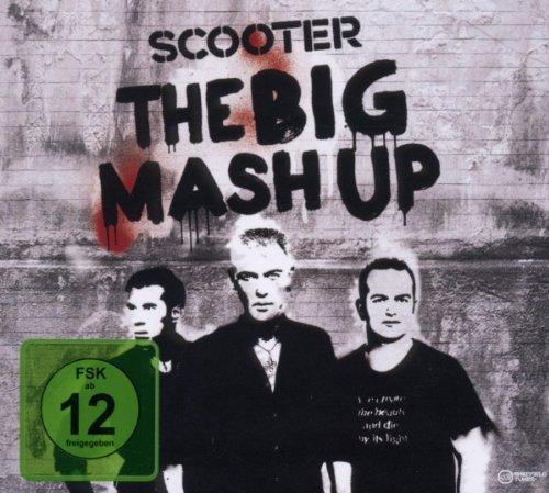The Big Mash Up (Limited 2 CDs + DVD Set) Scooter Erste