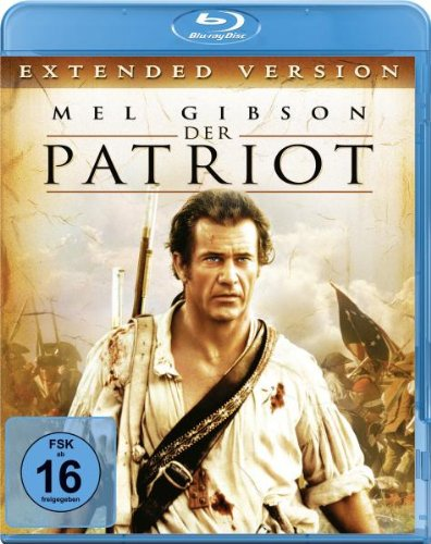 Der Patriot (Extended Version) [Blu-ray] (Musik Meister Kostüm)