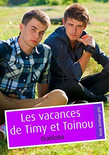 Les vacances de Timy et Toinou (pulp gay) par Diablotin