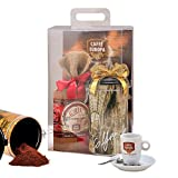 Confezione Regalo Pasquale con Caffè di Tostatura Artigianale - Idea Regalo al Caffè