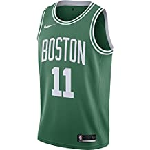 Nike NBA Boston Celtics Kyrie Irving 11 2017 2018 Icon Edition Jersey Oficial Away, Camiseta