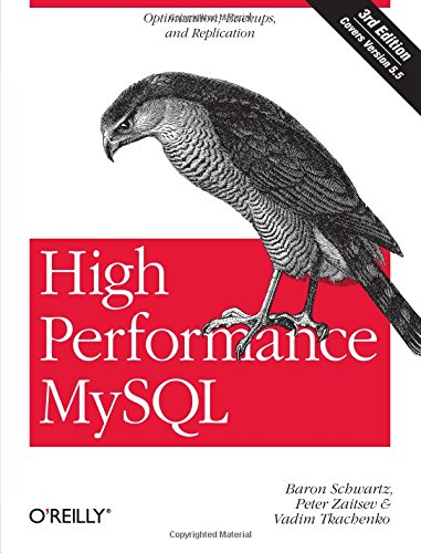 High Performance MySQL: Optimization, Backups, and Replication por Baron Schwartz