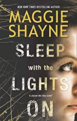 Sleep With The Lights On (A Brown and de Luca Novel, Book 1) by Maggie Shayne (2016-04-21)