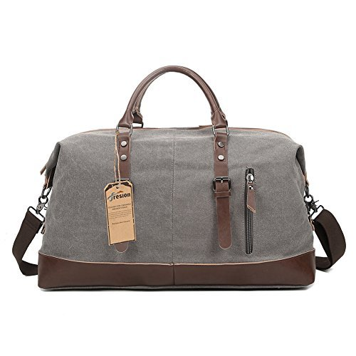 Fresion Canvas Weekender Test