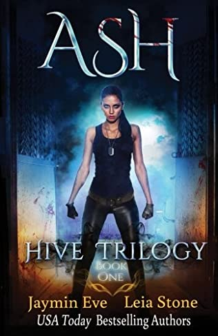 book cover of Ash