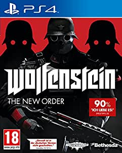 Wolfenstein: The New Order [AT - PEGI] - [PlayStation 4]